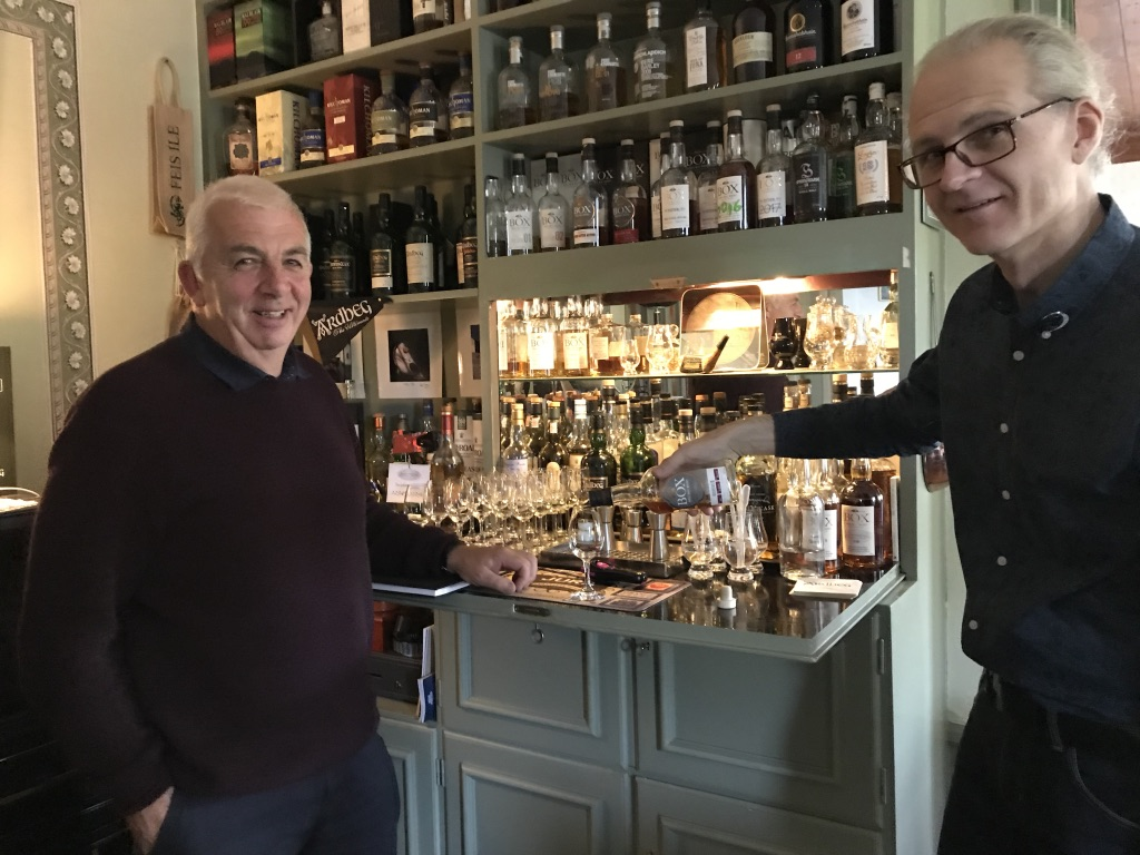 Mickey_Heads_Ardbeg_visits_Lansmansgarden_2018_Whisky_i_Höga_Kusten